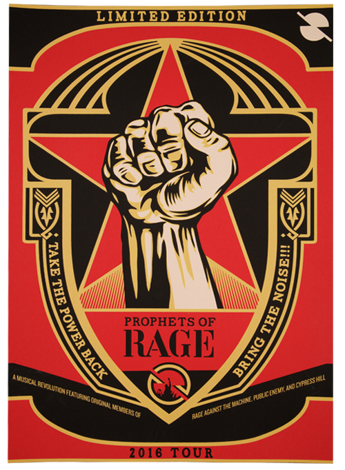 Prophets Of Rage Official Online Store Prophets Of Rage
