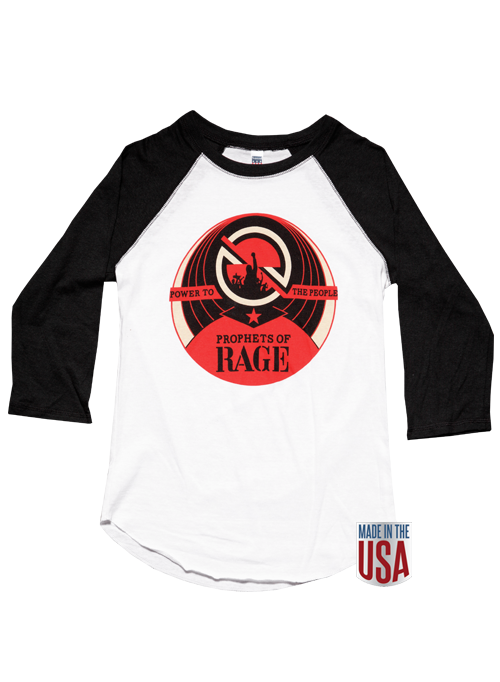 Prophets of Rage Official Online Store - Power to the People